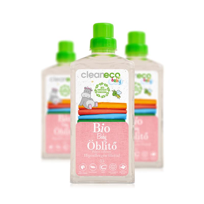 Cleaneco Bio Baby öblítő 1l