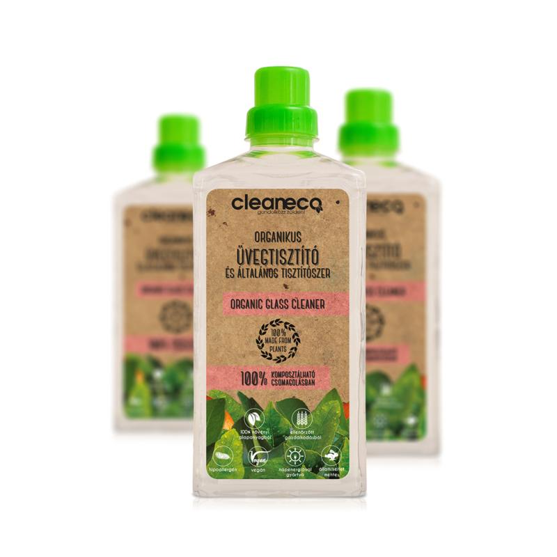 Cleaneco Üvegtisztító utántöltő 1l